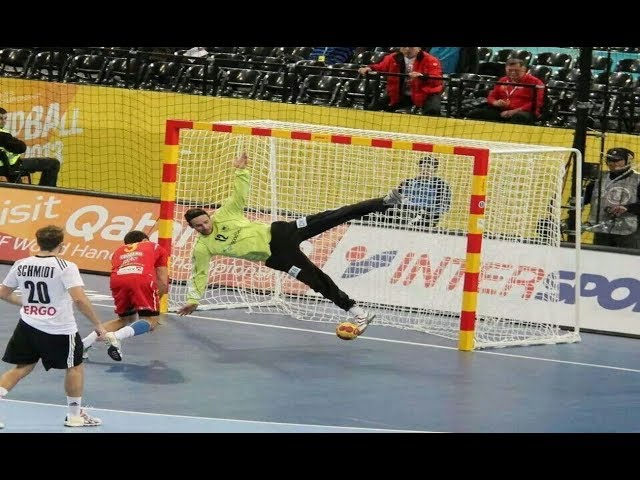 Handball GOALKEEPER-SAVES #4!!! 2019