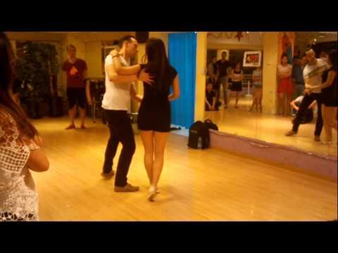 Patrick Siegert & Lily @ Hot Salsa Club Shanghai 140927