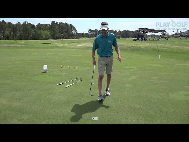 Tip Tuesday | Reading Grain With a Traditional Putting Grip