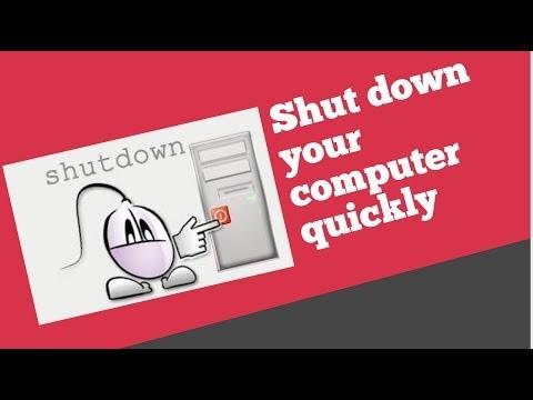 কম্পিউটার Shut Down বা বন্ধ হওয়ার সময় অনেক সময় নিচ্ছে? -নিয়ে নিন সমাধান।