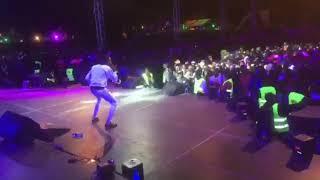 Gambar cover Musa Jakadala live in Kisumu 1 - 25/8/18