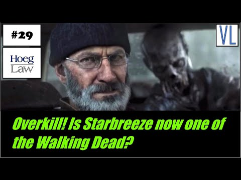 Virtual Legality #29 - Overkill! Is Starbreeze now one of the Walking Dead? (Hoeg Law) thumbnail