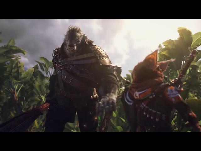 Biomutant - Trailer d'annonce gamescom 2017