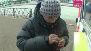 Детдомовец живет в холодильнике (Красноярск)