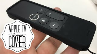 R1 Intelli Silicon Case Cover with Magnet for the Apple TV Remote by elago Review