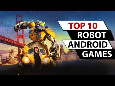 TOP 10 BEST ROBOT GAMES FOR ANDROID | HIGH GRAPHICS | ROBOT FIGHTING GAMES ANDROID
