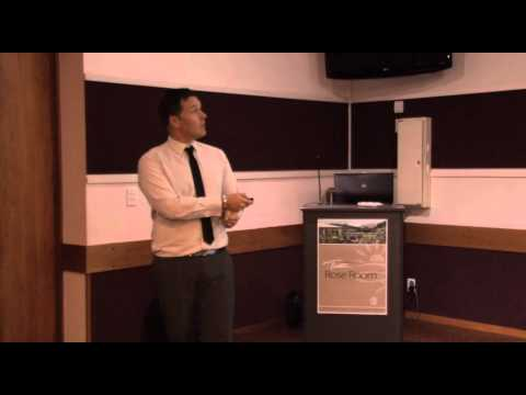 LTP Workshop 1 - Major Community Projects, David Wilson