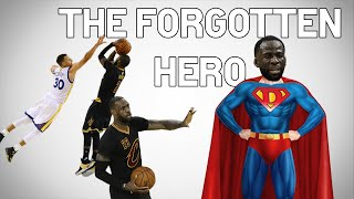 The Forgotten Hero of the 2016 NBA Finals
