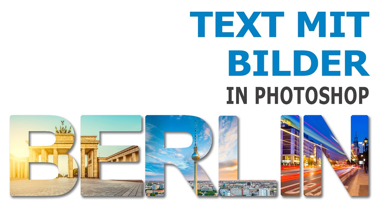 bild i text photoshop elements