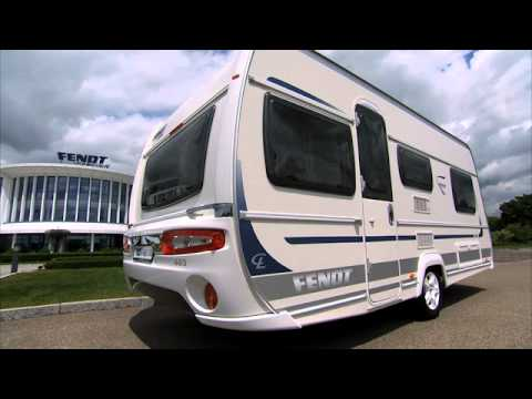 fendt caravan bianco youtube. Black Bedroom Furniture Sets. Home Design Ideas