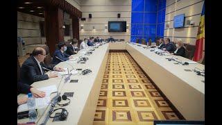 Ședința Comisiei privind elaborarea Strategiei naționale de dezvoltare a sectorului de irigare