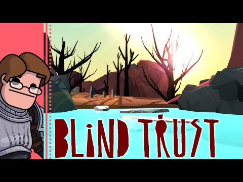 Let's Play Blind Trust Co-op - Full Game Playthrough