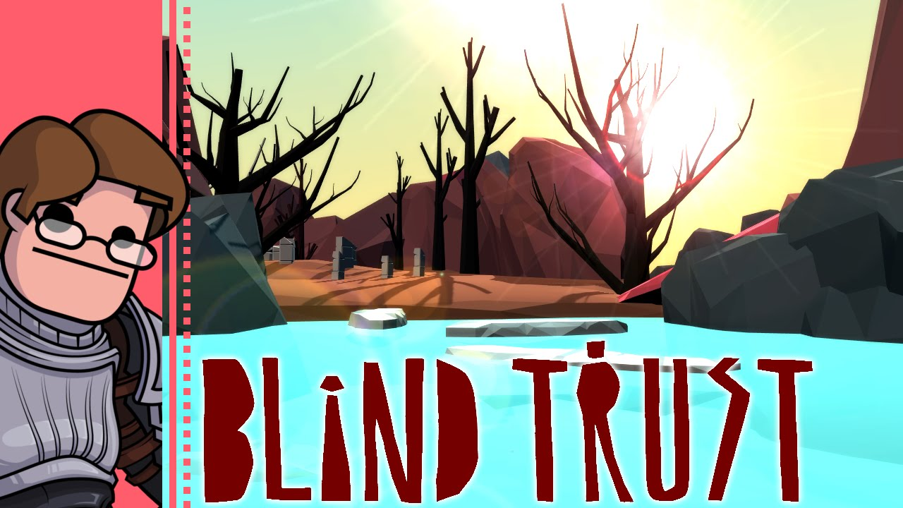 Let's Play Blind Trust Co-op – Full Game Playthrough