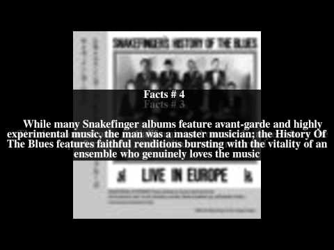 Snakefingers History of the Blues:  in Europe Top # 5 Facts