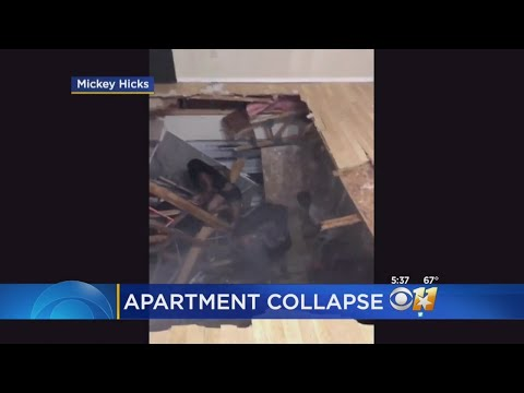 Floor Of Student Apartment Complex Collapses During Party In Denton