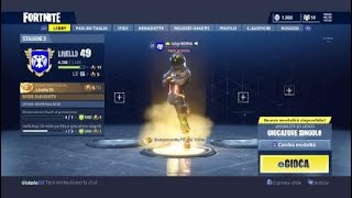 Fortnite I'll show you my skins and let's play