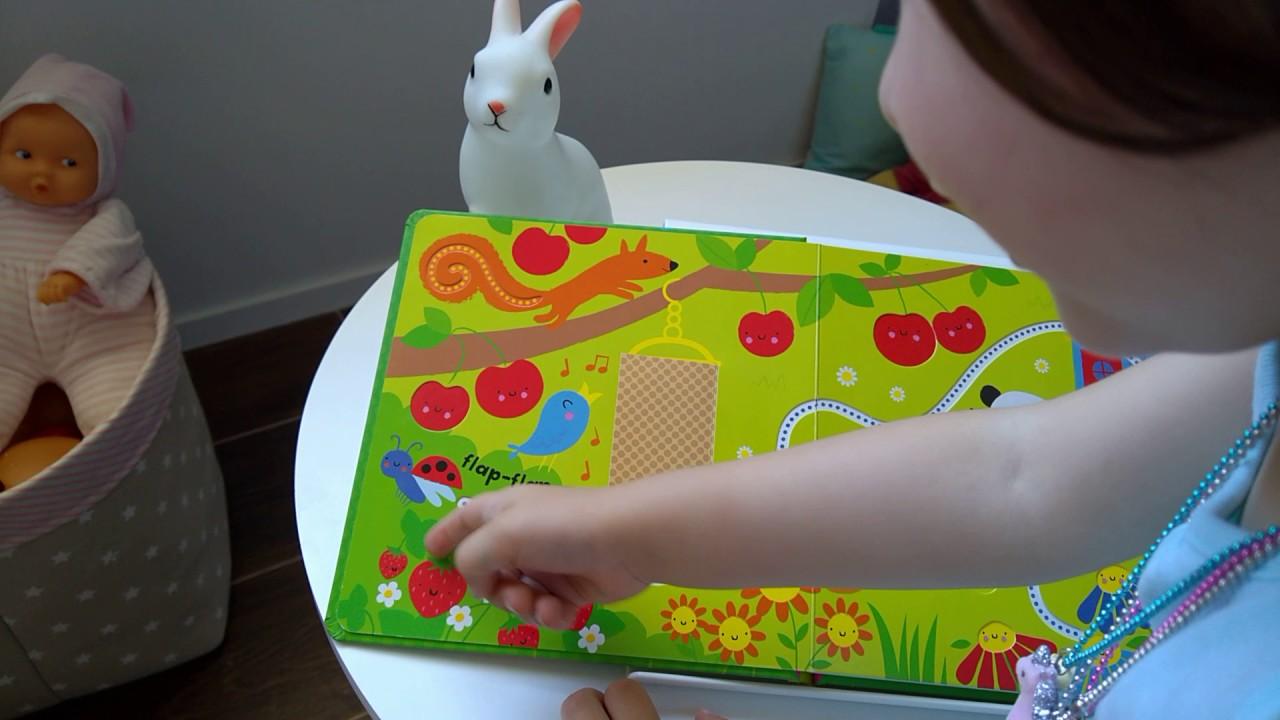 Livre avec mon doigt. Pour enfant de 1 an à 3 ans oxybul éveil.