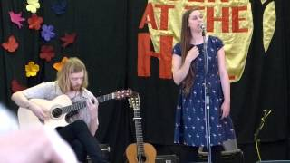 Josienne Clarke & Ben Walker  performing