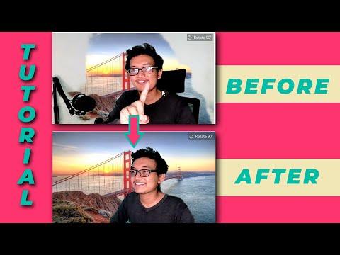 [ROTOSCOPING TUTORIAL INDO] Cara Menghilangkan Background Video Tanpa Green Screen.