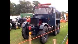 Tractors & Commercial Vehicles at the Island Steam Show