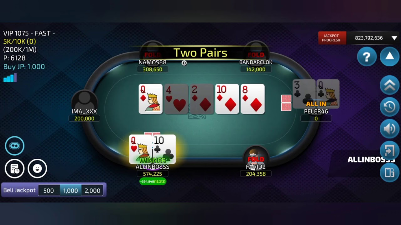 Part 11 Modal 150k Menang Banyak Pokeronline Idnplay Idn Senyum Poker Youtube