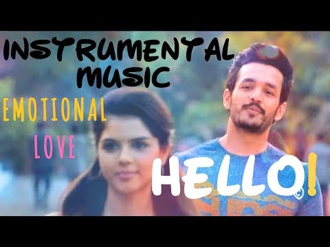 Hello! Movie Cool Music | Instrumental Music | Anup Rubens