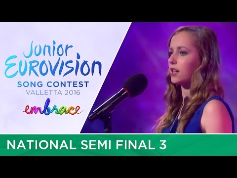 JESC 2016: Ireland - National Selection - Semi Final 3