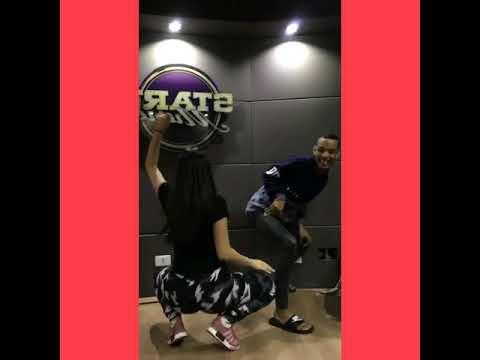 Tainá Costa Alef Torres e Paloma Dançado Juntos