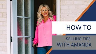 Amanda Marcum Home Selling Tips