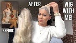 How To Apply & Remove Wigs for Beginners!