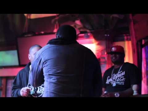 """CROOKED I"" LIVE at the Island Bar and Grill"