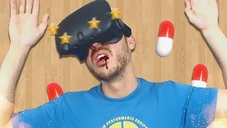 LE JEU LE PLUS DANGEREUX EN RÉALITÉ VIRTUELLE ! - Compilation HTC Vive