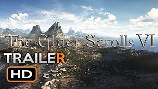The Elder Scrolls 6 Trailer (E3 2018) Action RPG Video Game HD