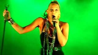 Agnes - Love Me Senseless (Live Jönköping)