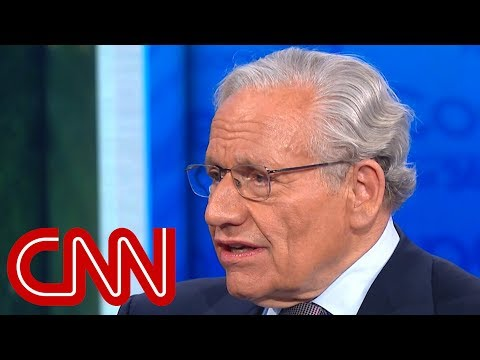 Bob Woodward: I think we have a governing crisis