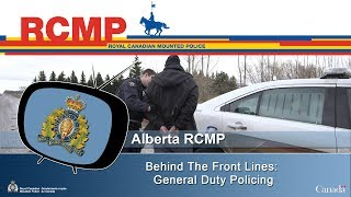 Behind The Frontline - General Duty Policing