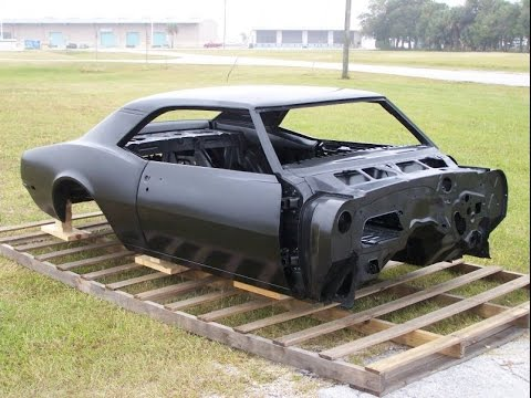 1967 69 Camaro Steel Bodies Palm Beach Customs Youtube