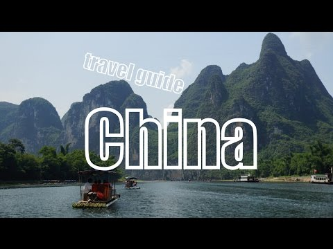 Things to do in China Travel Guide: Guangxi Province (Guilin, Yangshuo, Li River, Rice Terraces)