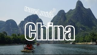 Things to do in China Travel Guide Guangxi Province (Guilin, Yangshuo, Li River, Rice Terraces)