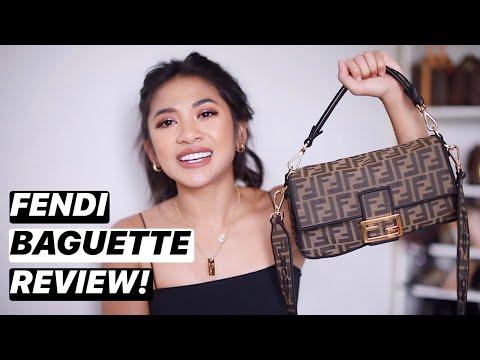 Fendi Baguette Review