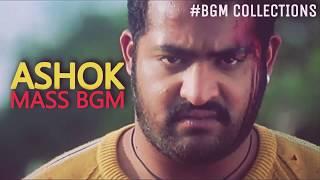 Ashok Mass BGM HD l Mani Sharma l Jr NTR l