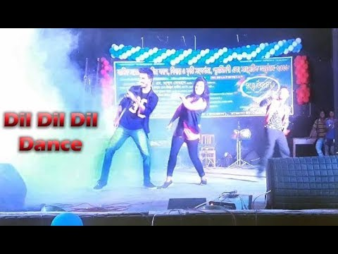 Dil Dil Dil Toke Chara Bacha Muskil | Boss Giri | Shakib Khan | Imran | R.A.Rijon | Bangla Dance