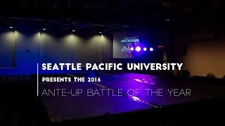 SPU Ante-Up Battle of the Year 2016