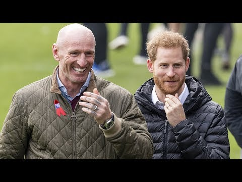 video: Gareth Thomas hails support of Prince Harry and the Royal Family after revealing HIV diagnosis