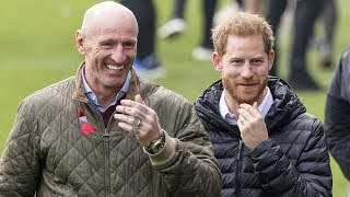 Gareth Thomas hails support of Prince Harry and the Royal Family after revealing HIV diagnosis