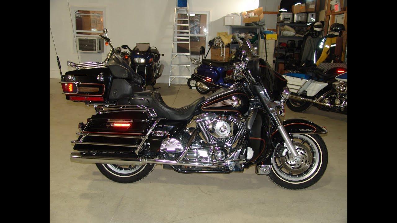 2001 Harley Davidson FLHTCUI Ultra Classic Electra Glide ...