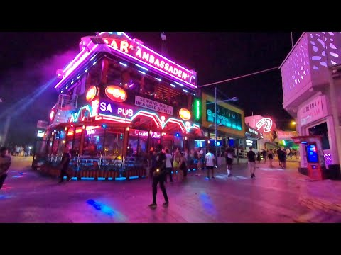 Ayia Napa Nightlife 2019