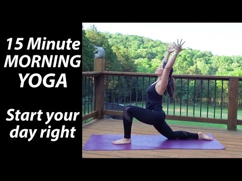 Repeat Gentle Morning Yoga Flow - 20 Minutes by Yoga Upload