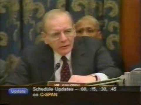 Rep. Kanjorski questions Eric Holder's stance on Marc Rich