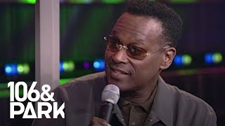 #TBT Luther Vandross Speaks On His 2001 Self-Titled Album He Finished In Just 5 Months   106 & Park